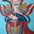 Buddha by Danuta Rothschild