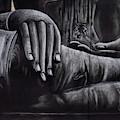 Buddha by Kamaldeep Kaur