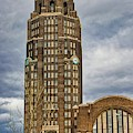 Buffalo Central Terminal Buffalo Ny. by Jim Lepard