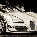 Bugatti Legend - Veyron Special Edition -0844scl by Jill Reger