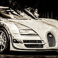 Bugatti Legend - Veyron Special Edition -0844scl2 by Jill Reger