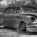 Buick Super - Bw by Tony Baca