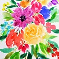 Bunch Of Flowers by Shweta Saxena