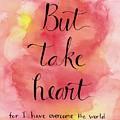 But Take Heart by Elizabeth Vaughn