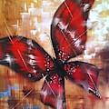 Butterfly by Tetiana Verstak