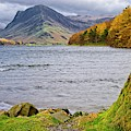 Buttermere Lake District by Martyn Arnold