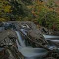 Buttermilk Falls by Juergen Roth
