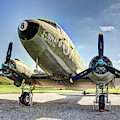 C-47 Dakota Short by Weston Westmoreland