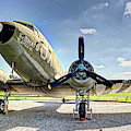 C-47 Dakota by Weston Westmoreland