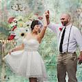 Wedding Memoir Montage 1 by Jacqui Boonstra
