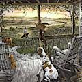 Cabin Fever by Clint Hansen