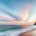 Cabo San Lucas Beach Sunset Mexico by Nathan Bush