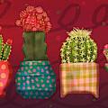 Cactus Friends by Shari Warren