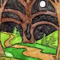 Caden's Landscape 4 by Amy E Fraser and Caden Fraser Perkins