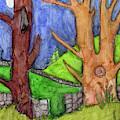 Caden's Landscape 5 by Amy E Fraser and Caden Fraser Perkins