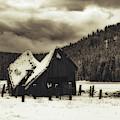 California Blizzard by Mountain Dreams