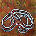 California Garter Snake by Melissa Peterson