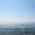 Calm Sea by Sabine Davis