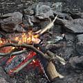 Camp Fire by Brittany Galipeau