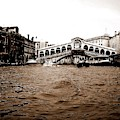 Canals Of Venice by Chance Kafka