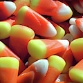 Candy Corn For Halloween by Bill Swartwout Fine Art Photography