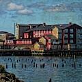 Cannery Pier Hotel by Thom Zehrfeld