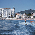Cannes Watersports by Slim Aarons