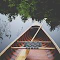 Canoe Film Fade by Edward Fielding