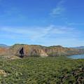 Canyon Lake Vista by Lynda Lehmann