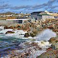 Cape Bonavista Coastline Fence by Tatiana Travelways