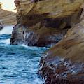 Cape Kiwanda Sandstone 072019 by Rospotte Photography