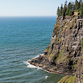 Cape Meares View by Robert Potts