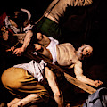 Caravaggio - Crucifixion Of Saint Peter by Weston Westmoreland