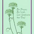 Card For St. Patrick's Day by Rosalie Scanlon