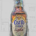 Caribbean Carib Beer by Max Huber