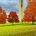 Carillon In Fall by Jack Wilson