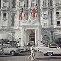 Carlton Hotel by Slim Aarons