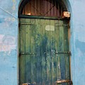 Carriage Entrance In The Old French Quarter by Susan Carella