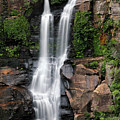 Carrington Top Falls by Nicholas Blackwell