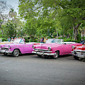 Cars For Hire, Havana by Mark Duehmig