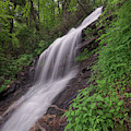 Cascades Falls 2 by Patrick M Lynch