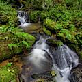 Cascades Of Lee Falls by Robert J Wagner