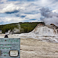 Castel Geyser In Yellowstone May Erupt by Tatiana Travelways