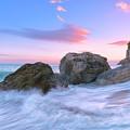 Castle Beach by Giovanni Allievi