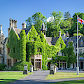 Castle Comb Manor House II by Brian Jannsen