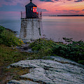 Castle Hill Light by Susan Candelario