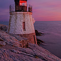 Castle Hill Lighthouse by Susan Candelario