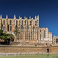 Catedral Basilica De Santa Maria De Mallorca, Spain by Lyl Dil Creations