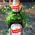 Cayman Island Caybrew Beer by Max Huber