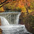 Cedarville Falls by Jack Wilson